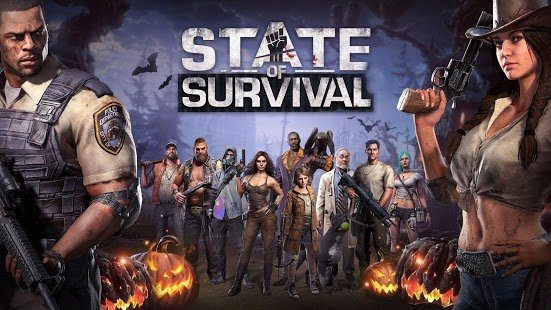 Скриншот State of Survival