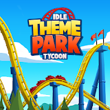 Иконка Idle Theme Park - Tycoon Game