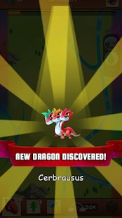 Idle Dragon - Merge the Dragons на андроид