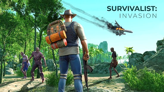 Скриншот Survivalist: invasion