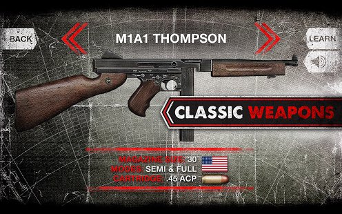 Скриншот Weaphones WW2: Firearms Sim