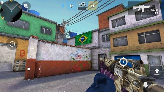 Скриншот Critical Strike CS: Counter Terrorist Online FPS
