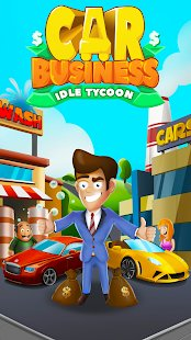 Скриншот Car Business: Idle Tycoon