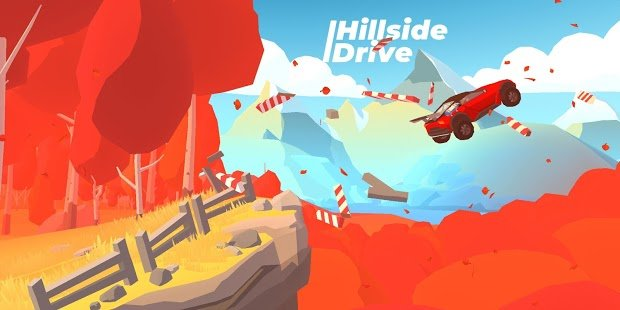 Скриншот Hillside Drive Racing
