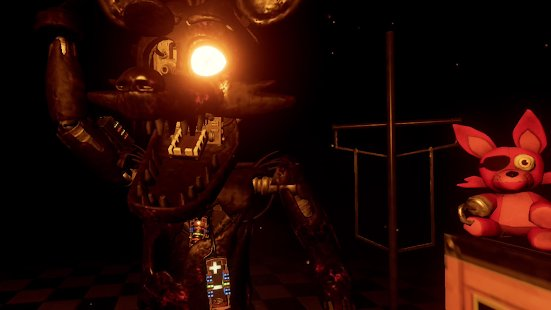 Скриншот Five Nights at Freddy's: HW