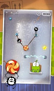 Скриншот Cut the Rope