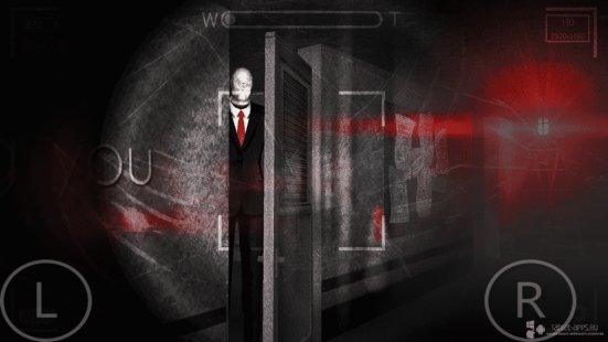 Скриншот Slender Man: Haunted School