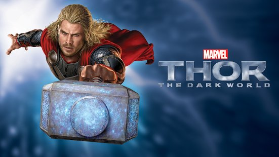 Скриншот Thor: TDW - The Official Game