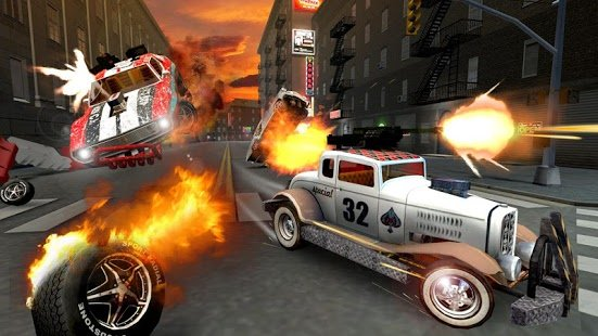 Скриншот Death Tour- Racing Action Game