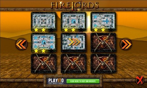 Скриншот FireLords HD