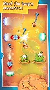 Скриншот Cut the Rope: Time Travel