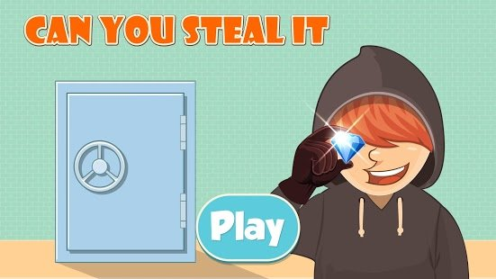 Скриншот Can You Steal It: Secret Thief