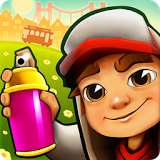 Иконка Subway Surfers