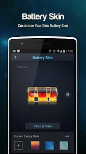 Скриншот DU Battery Saver PRO