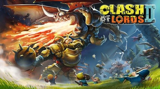 Скриншот Clash of Lords 2: Guild Castle