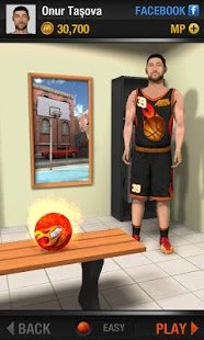 Скриншот Real Basketball