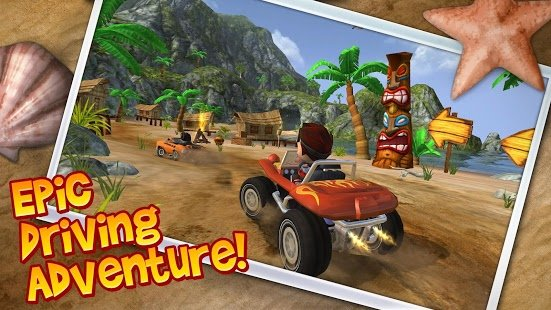 Скриншот Beach Buggy Blitz