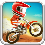 Иконка Mad Moto Racing: Stunt Bike