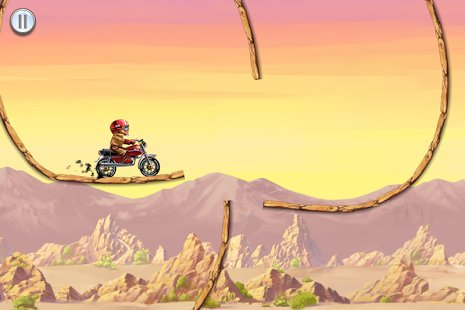 Скриншот Mad Moto Racing: Stunt Bike