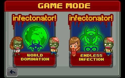 Скриншот Infectonator