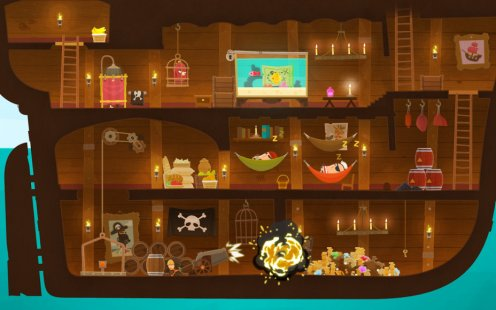 Скриншот Tiny Thief v 1.2.1
