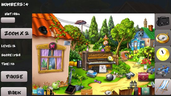 Скриншот Lost 2. Hidden objects
