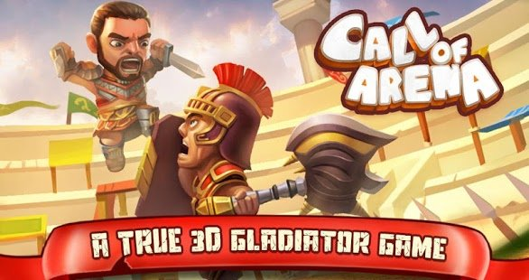 Скриншот Gladiators: Call of Arena