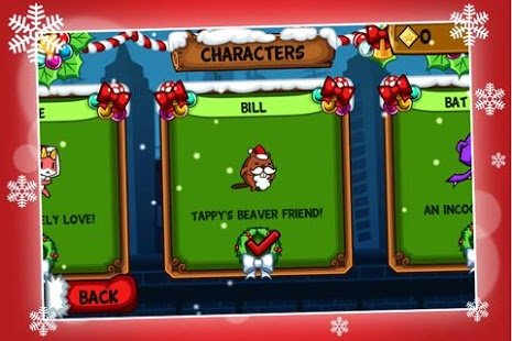 Скриншот Tappy Run Xmas - Christmas