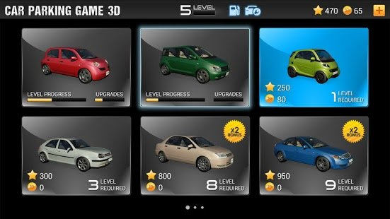 Скриншот Car Parking Game 3D