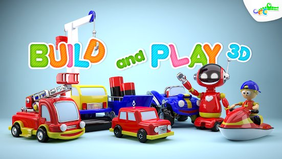 Скриншот Build and Play 3D