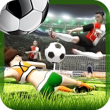 Иконка Ball Soccer (Flick Football)