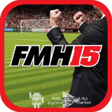 Иконка Football Manager Handheld 2015