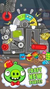 Скриншот Bad Piggies