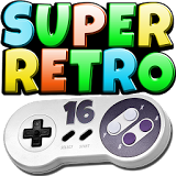 Иконка SuperRetro16 (SNES)