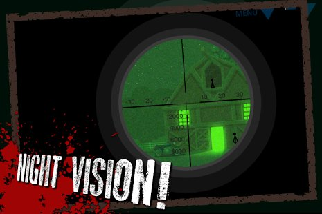 Скриншот Clear Vision 3 -Sniper Shooter