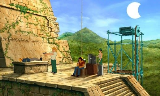 Скриншот Broken Sword 2: Remastered