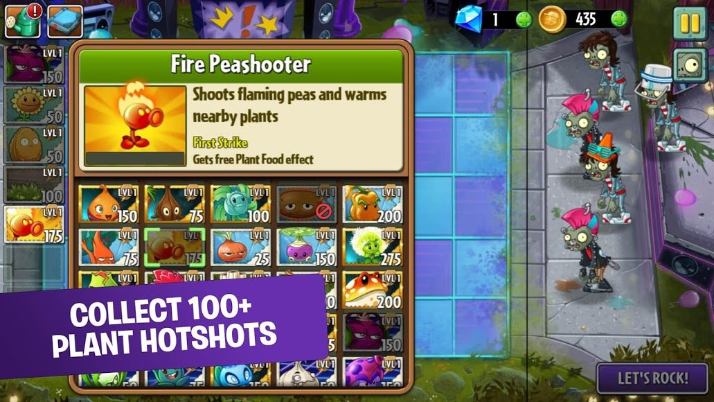 Plants vs zombies 2 v5. 9. 1 for android free download plants vs.