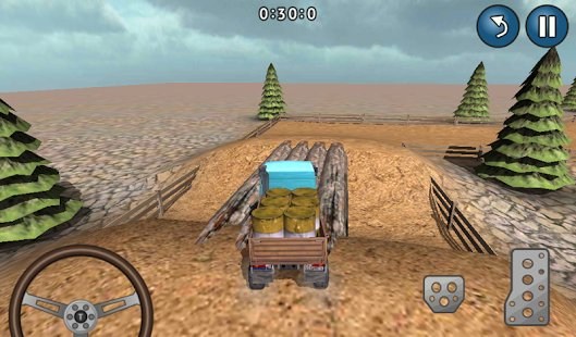 Скриншот Truck Delivery 3D