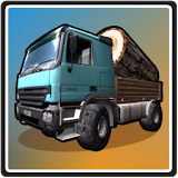 Иконка Truck Delivery 3D