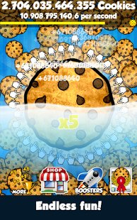 Скриншот Cookie Clickers™