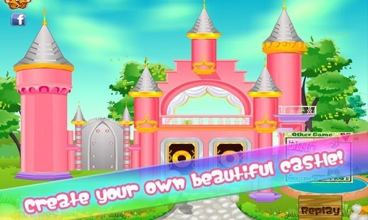 Скриншот My Princess Castle