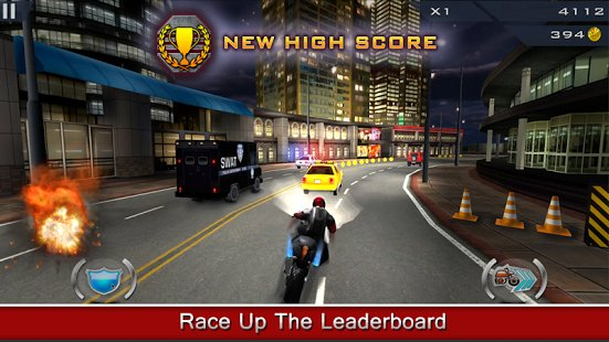 Скриншот Dhoom:3 The Game