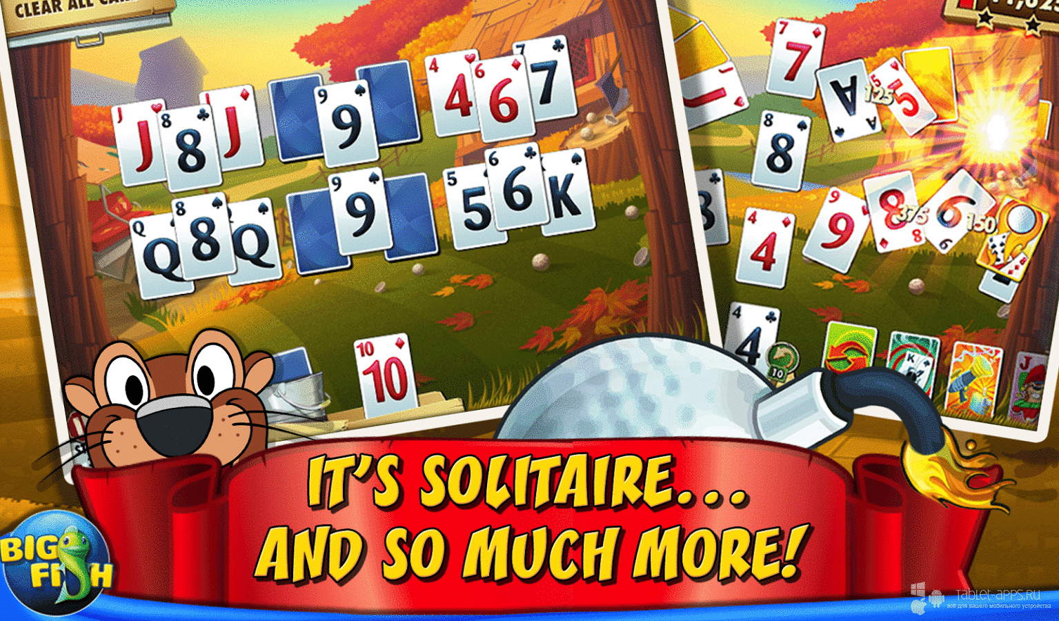 Fairway solitaire blast v 1 1 3 android