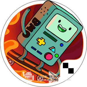 Ski Safari: Adventure Time v 1.5.2 (Mod Money)