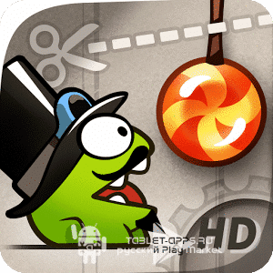 Cut the Rope Time Travel HD v 1.4.9 Mod (Unlocked All Levels / Ad-Free)